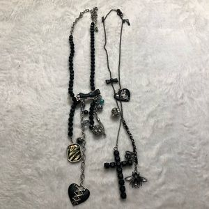 Guess bundle of necklaces
